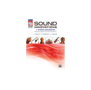 Sound Innovations Book 2 String Bass