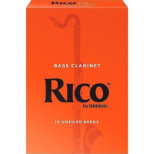Rico Bass Clarinet Reeds 2.0