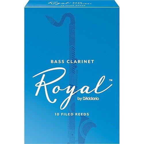 Rico Royal Bass Clarinet Reeds 2.5