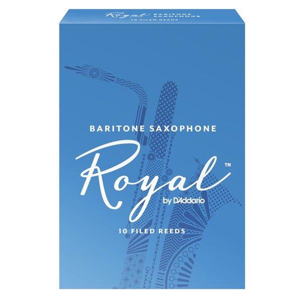 Rico Royal Bari Sax Reeds 3.5