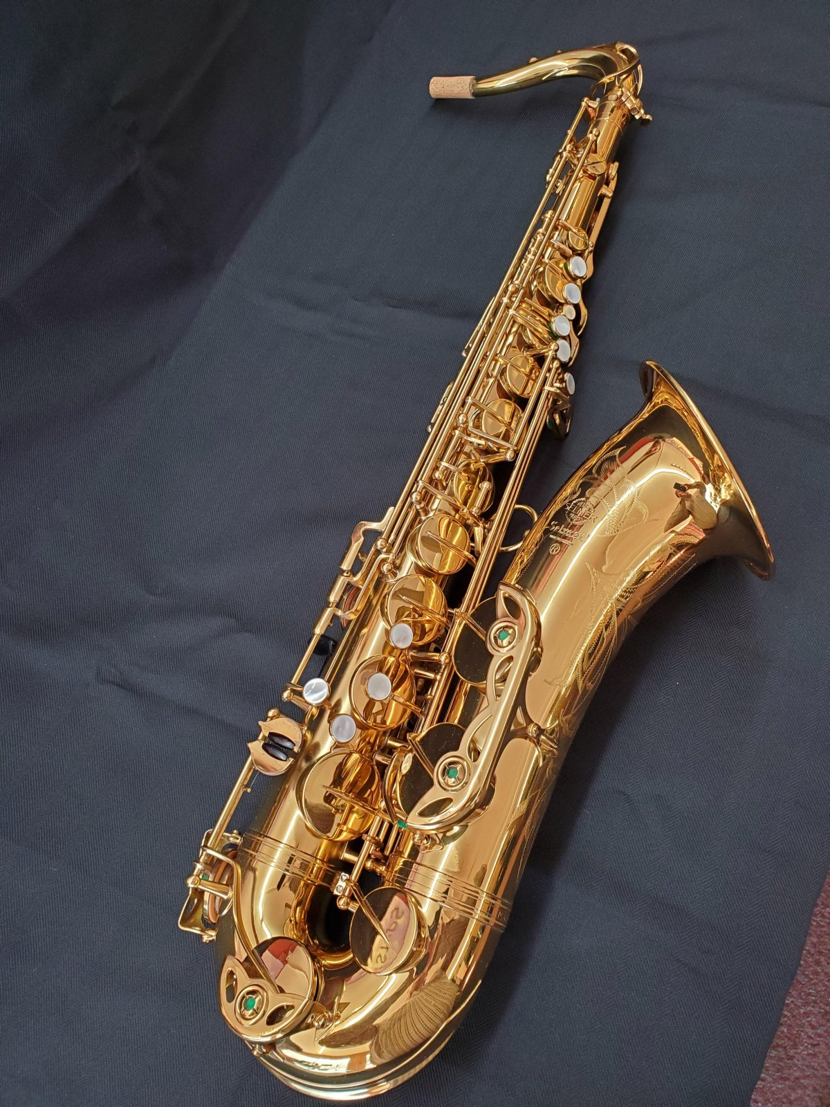 **WOW!** Vintage Selmer Mark VI Model 54 Tenor Saxophone Original Condition