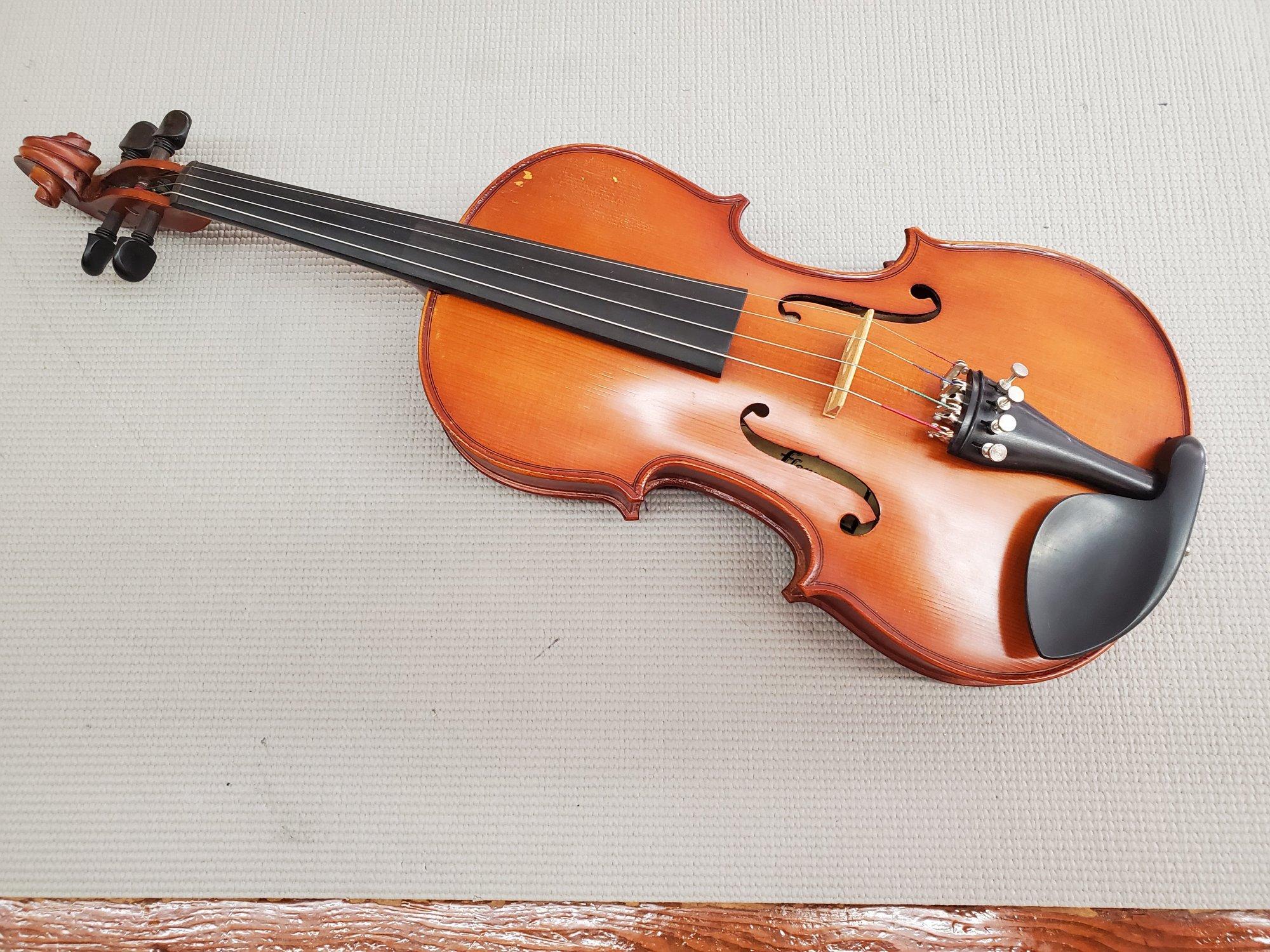 Used Florea Violin 3/4