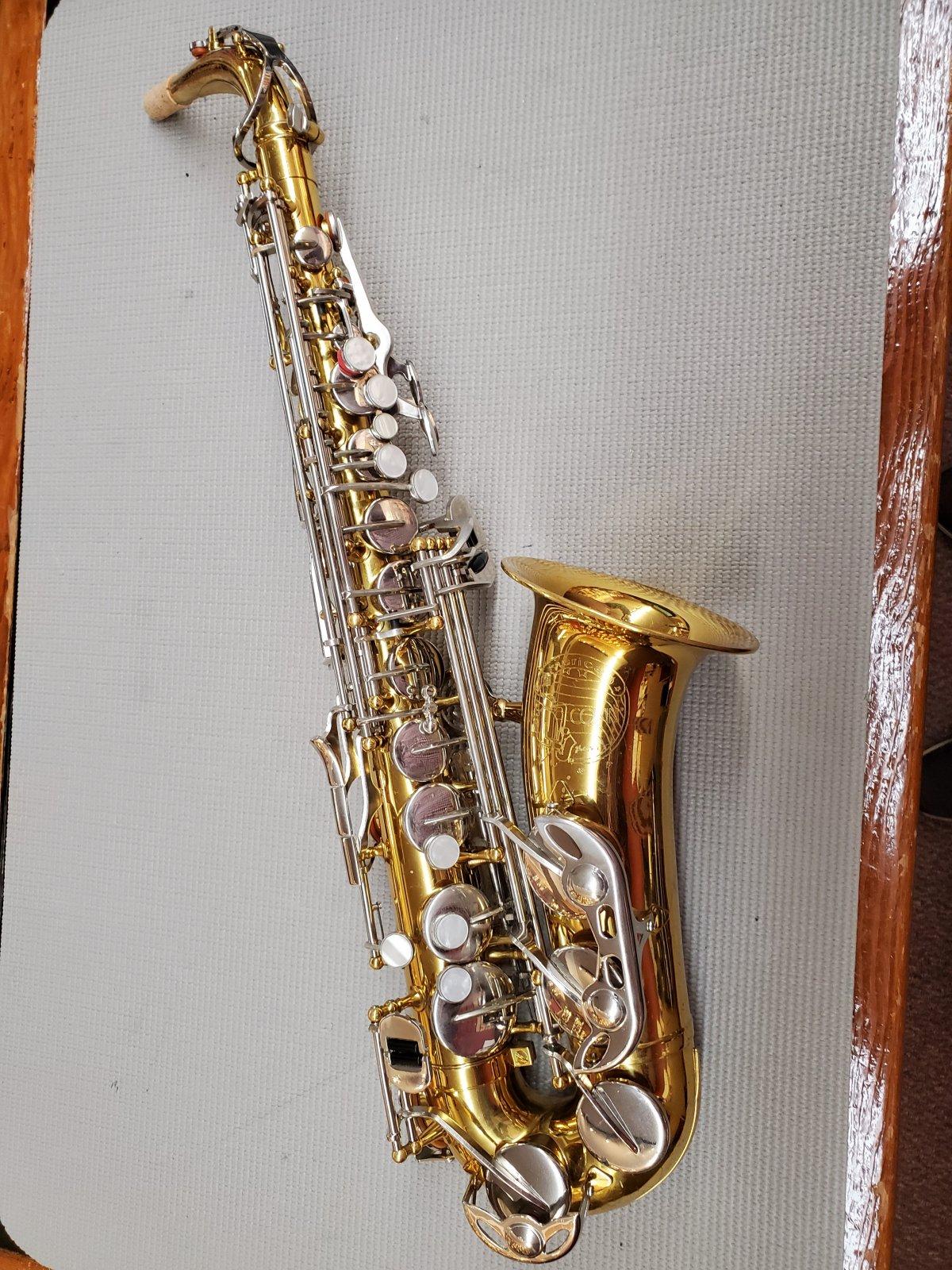 Used Conn 24M Alto Sax