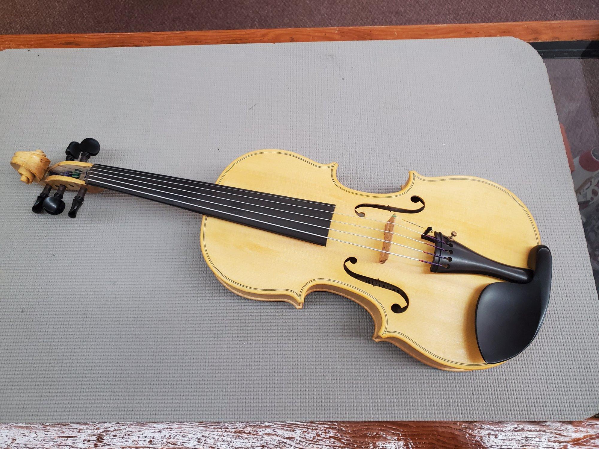 Bellafina 5-String Violina 15, 50 - Blonda