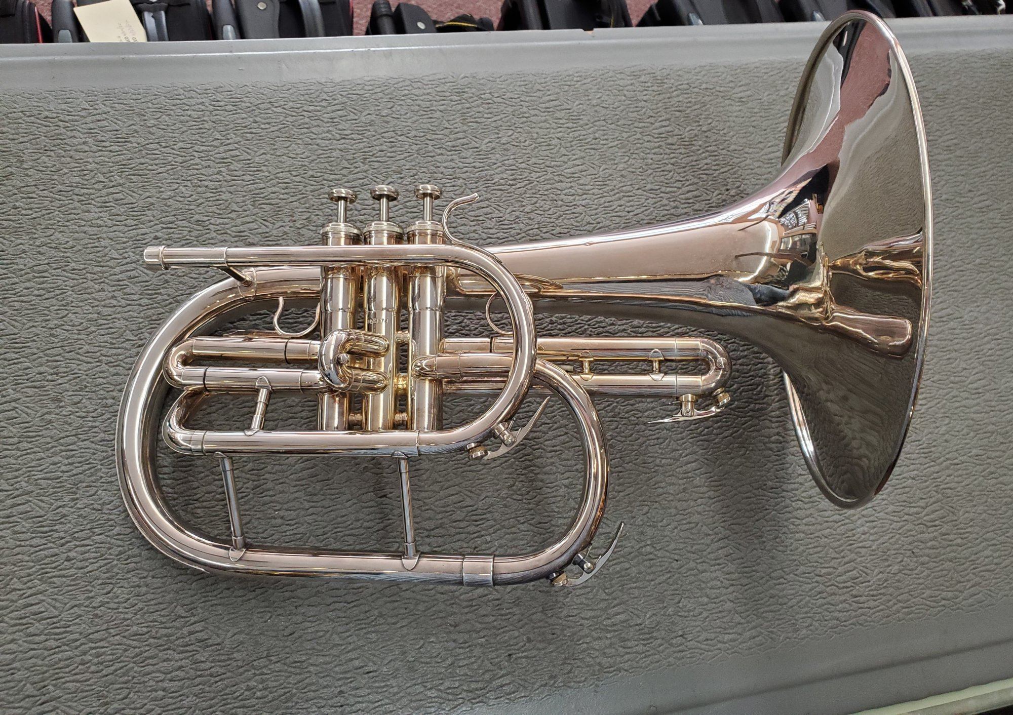 Dynasty Mellophone Key of G