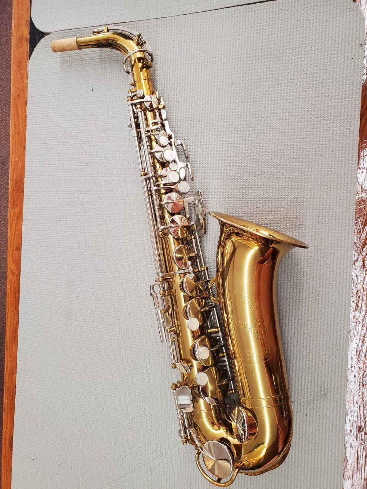 Used King Cleveland Alto Saxophone