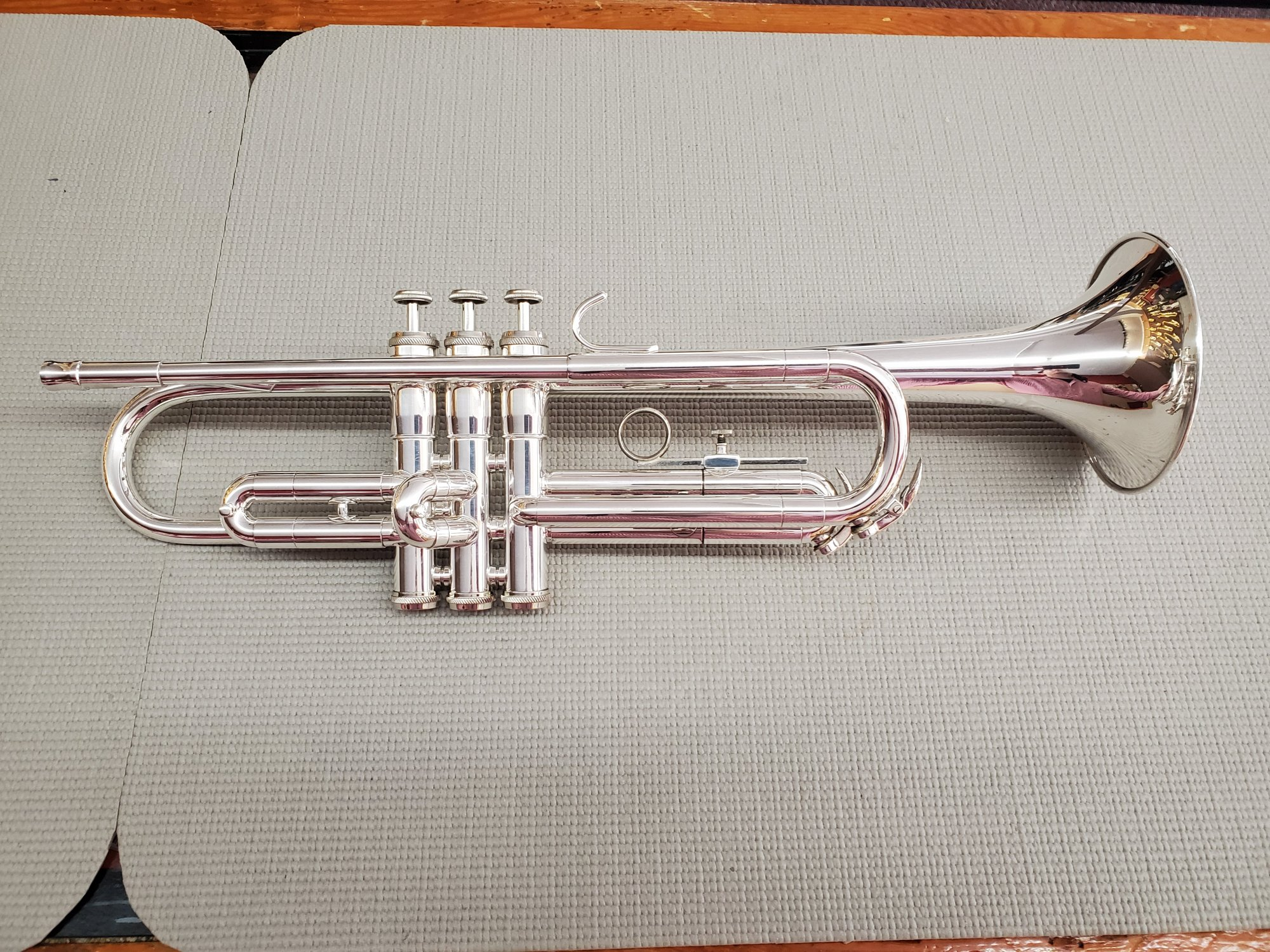 Used Getzen 300S Trumpet