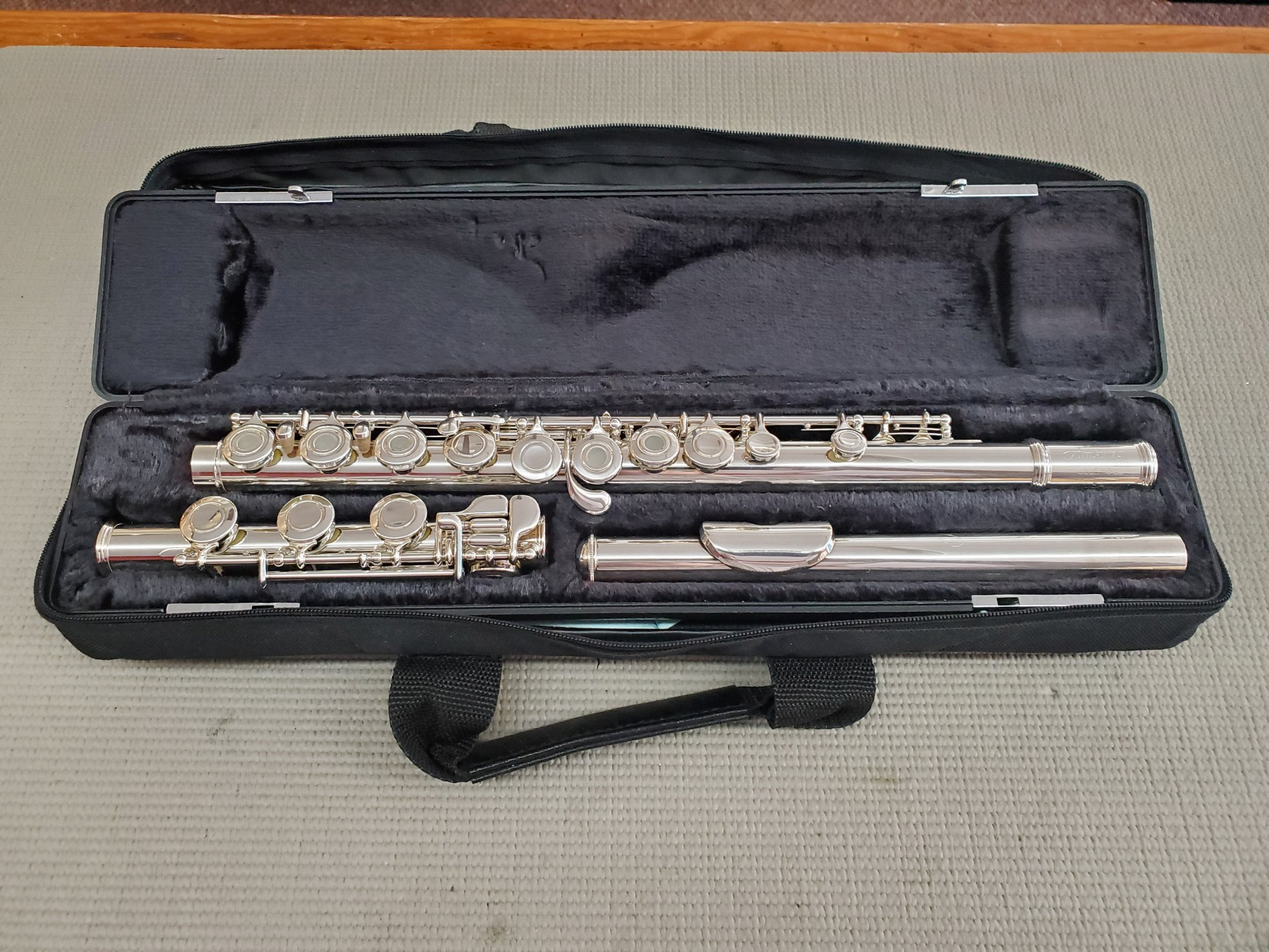 Used Armstrong 303B-OS Open Hole Flute