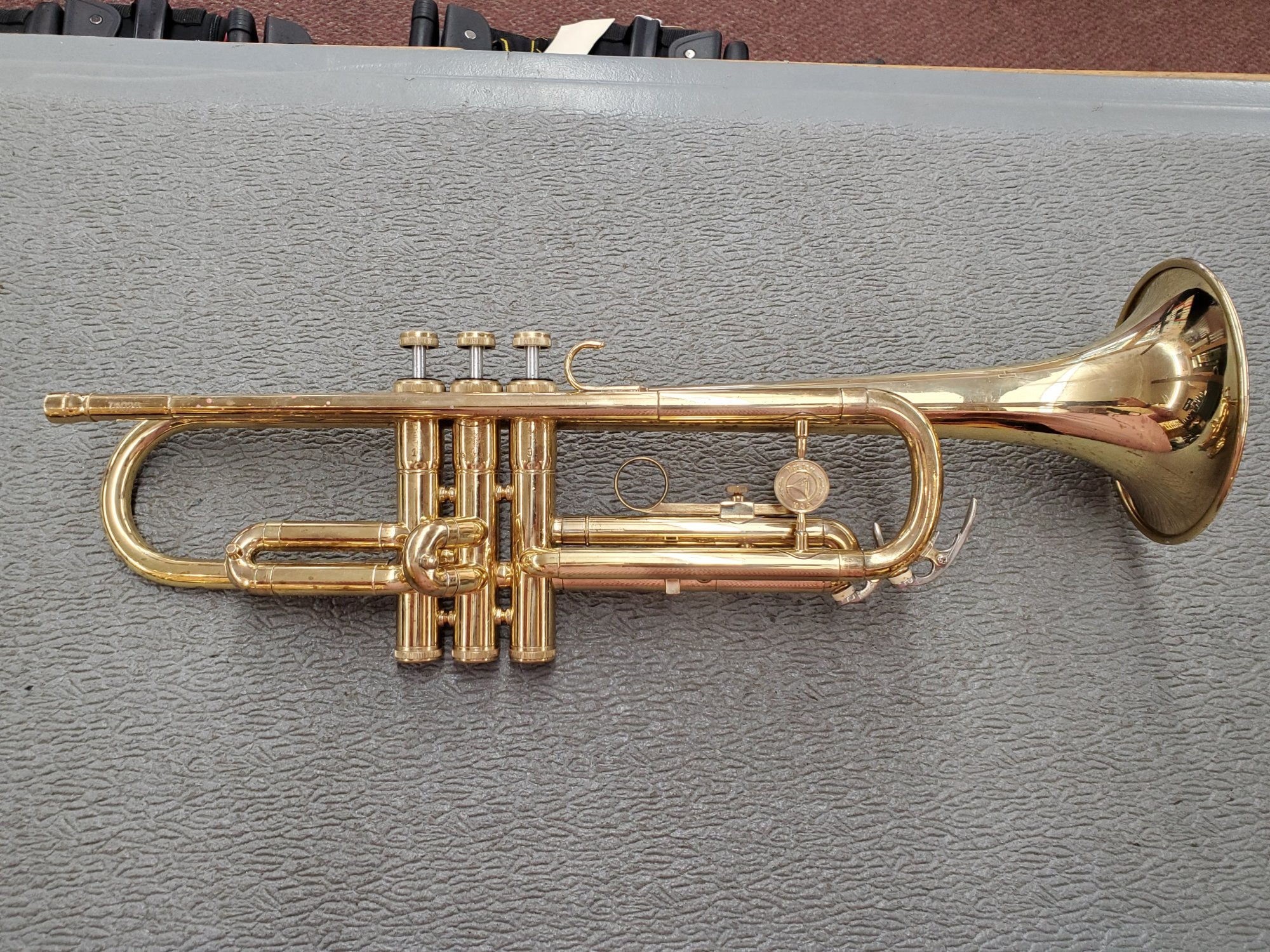 Used Holton T602R Bb Trumpet