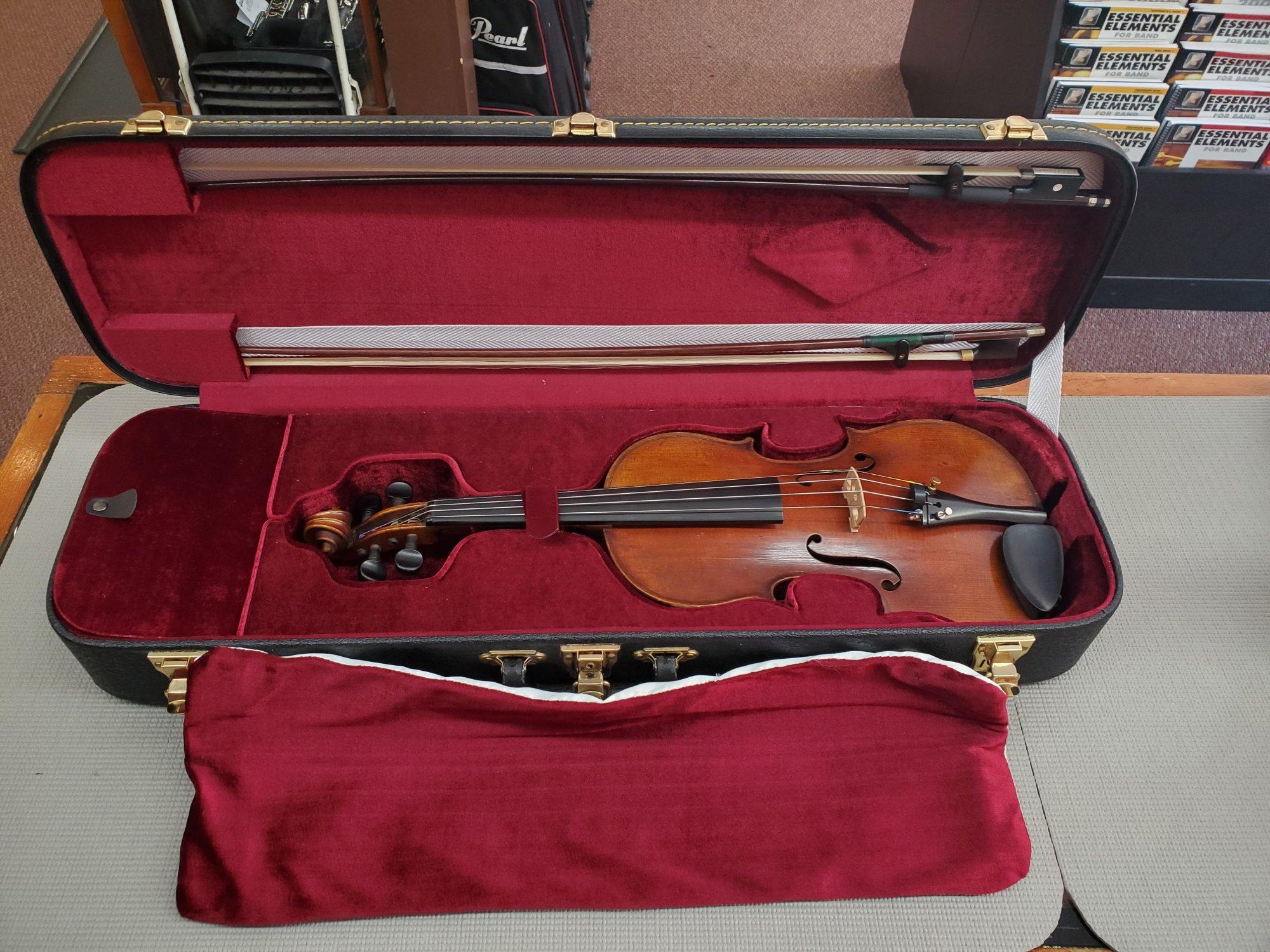 Julius Zimmermann Violin 4/4