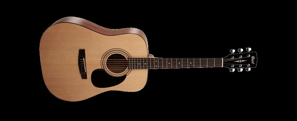 Cort Acoustic Guitar Open Pore AD810OP