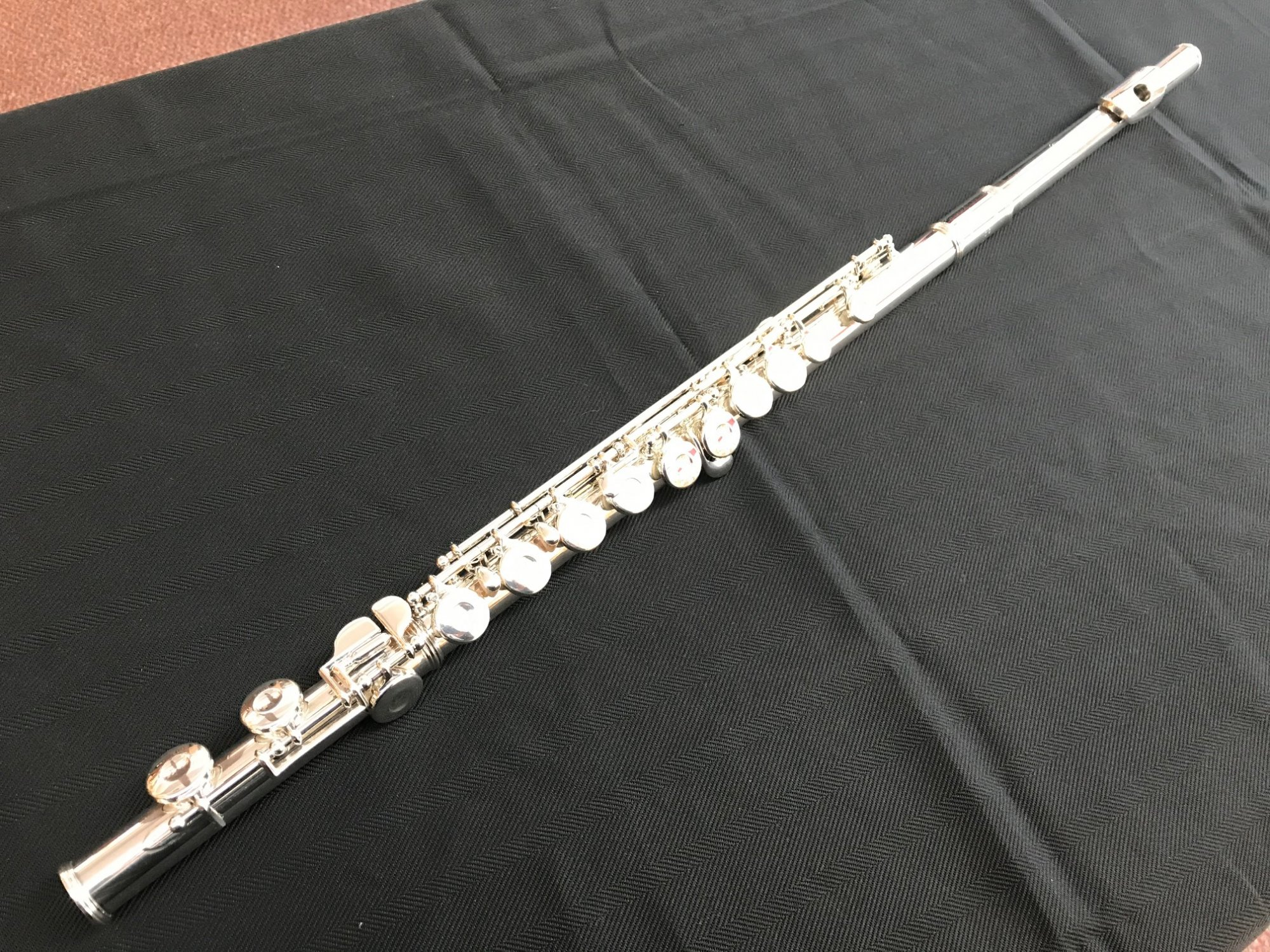 Used Armstrong Closed Hole Flute