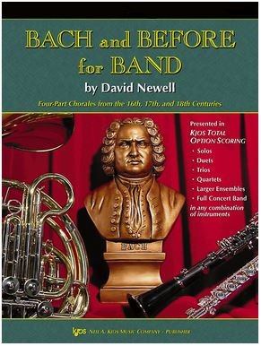 Bach and Before for Band Book 1 Trombone/Baritone BC/Bassoon