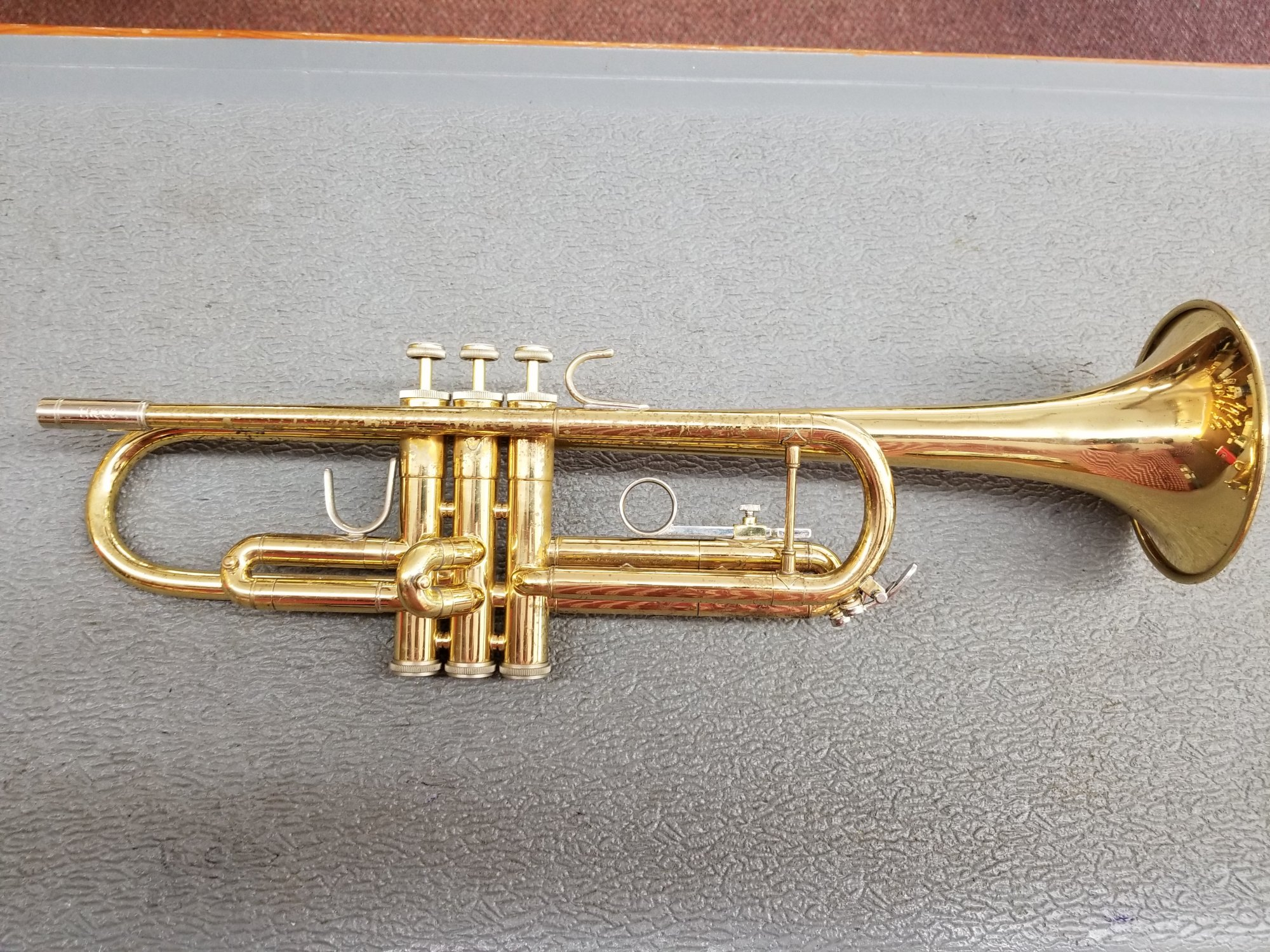 Used Bach TR300 Bb Trumpet