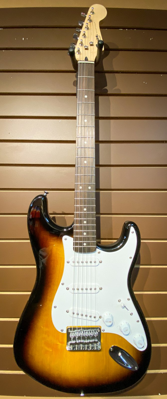 Used Squire Electric Guitar