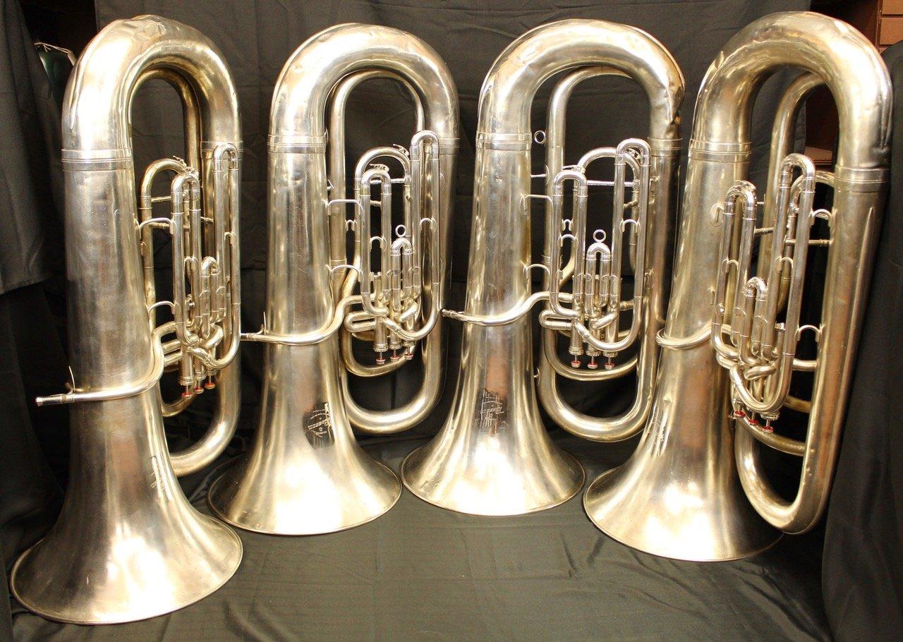 Besson 4/4 Tuba BBb