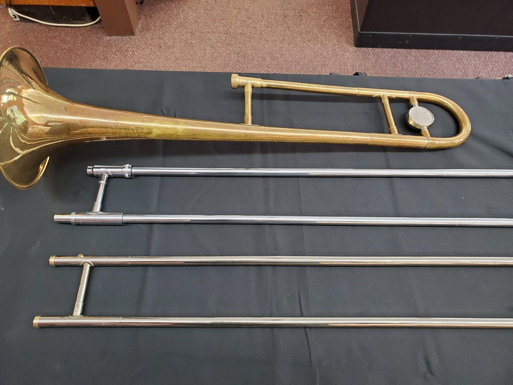Used Buescher Trombone