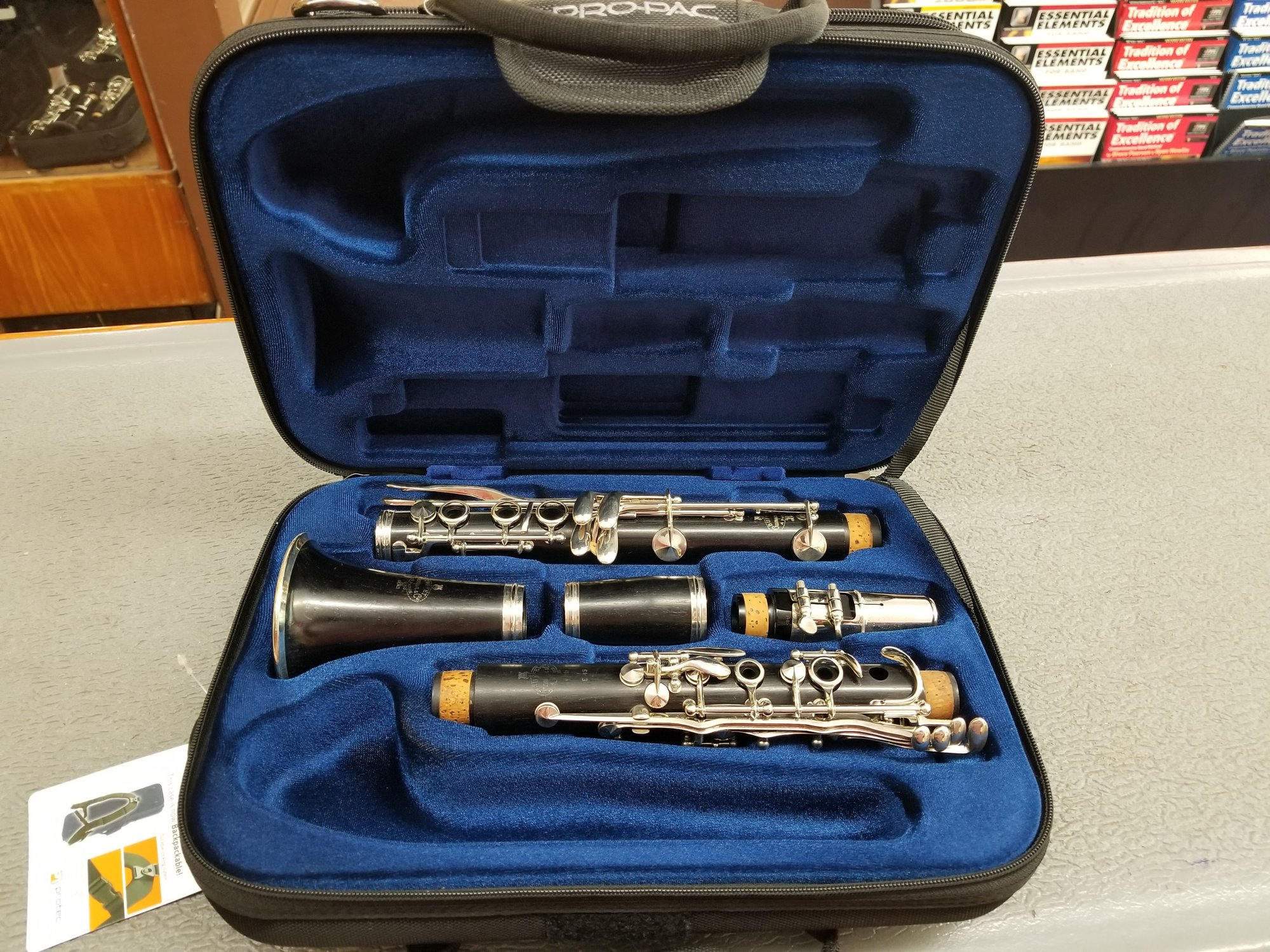 Used Buffet E45 Bb Clarinet