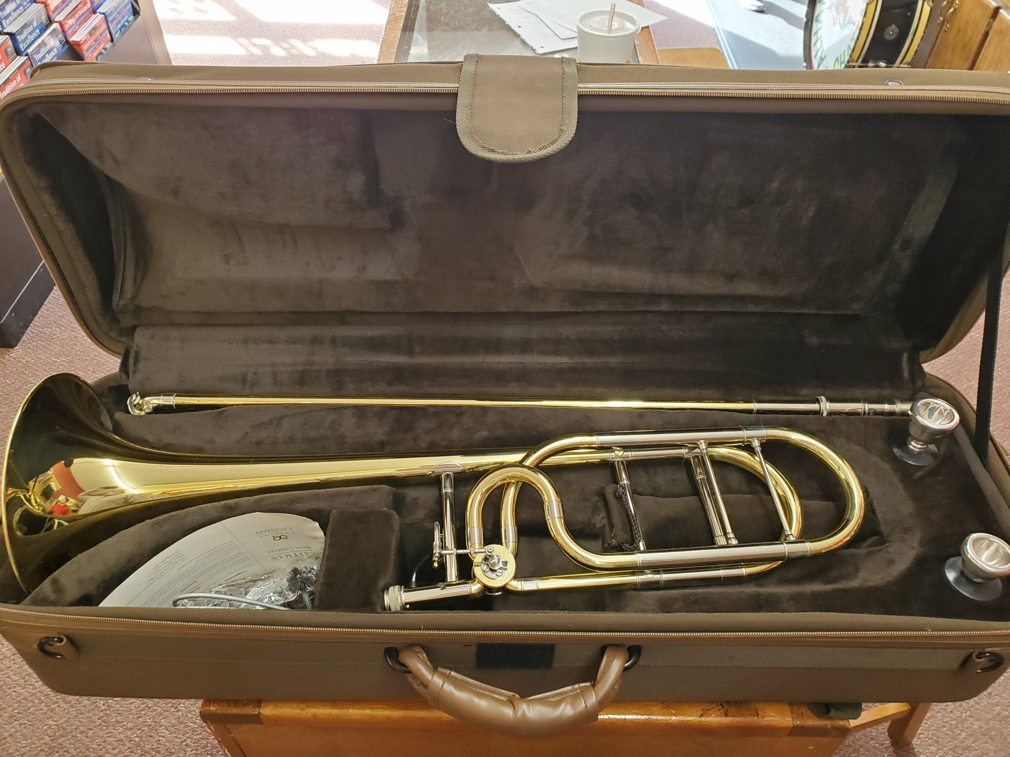 Used Eastman ETB630 Trombone