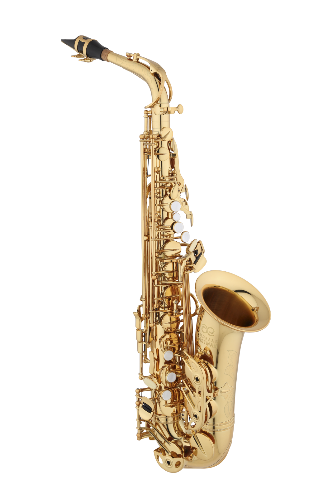 New Eastman Alto Sax EAS640-GL