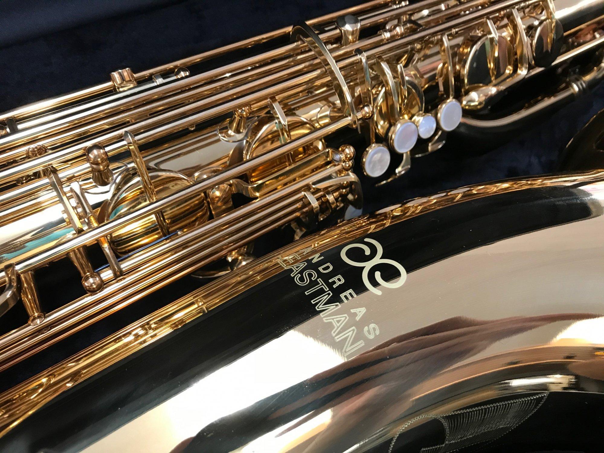 New (C-Stock) Eastman EBS640-GL Baritone Saxophone