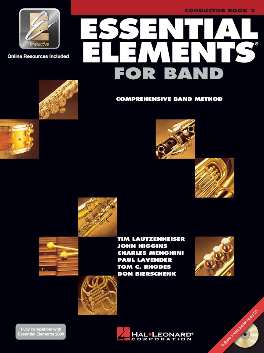 Essential Elements Book 2 Conductor