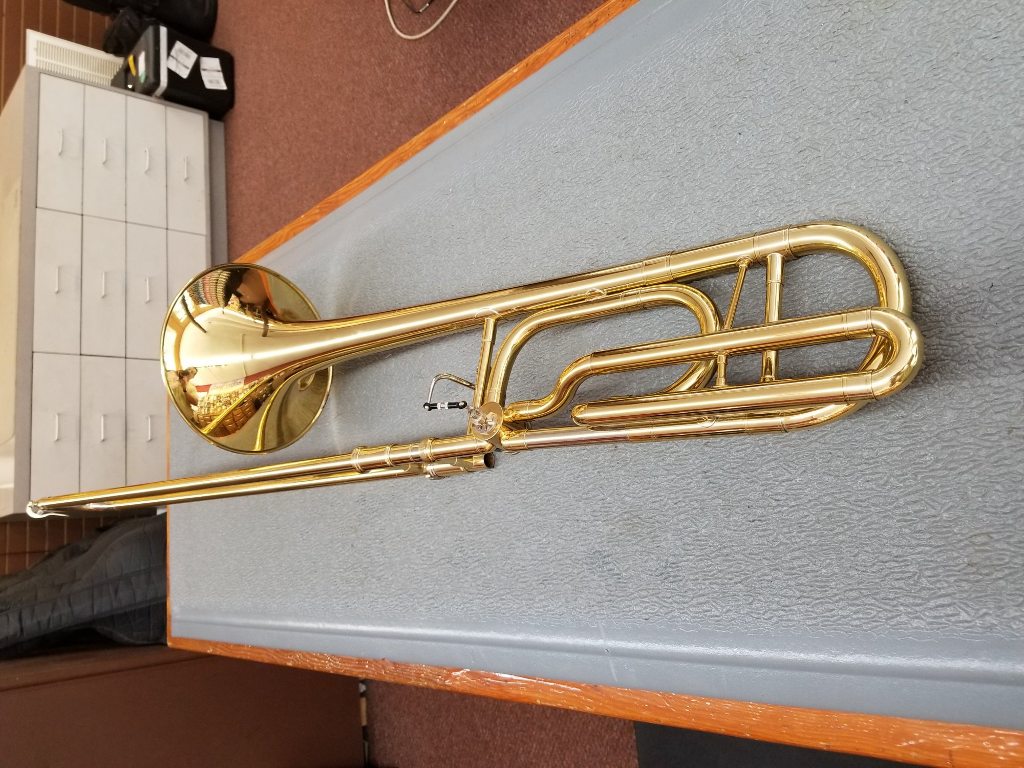 Getzen Trombone 700 Eterna F-Attachment Intermediate