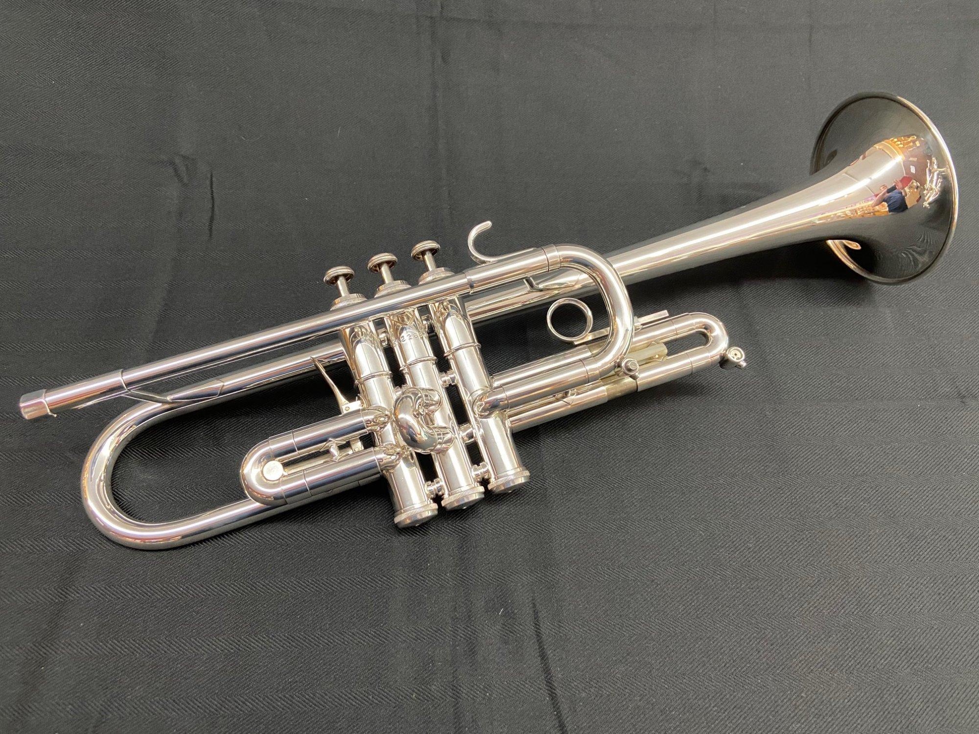 Used Getzen Eterna C Trumpet