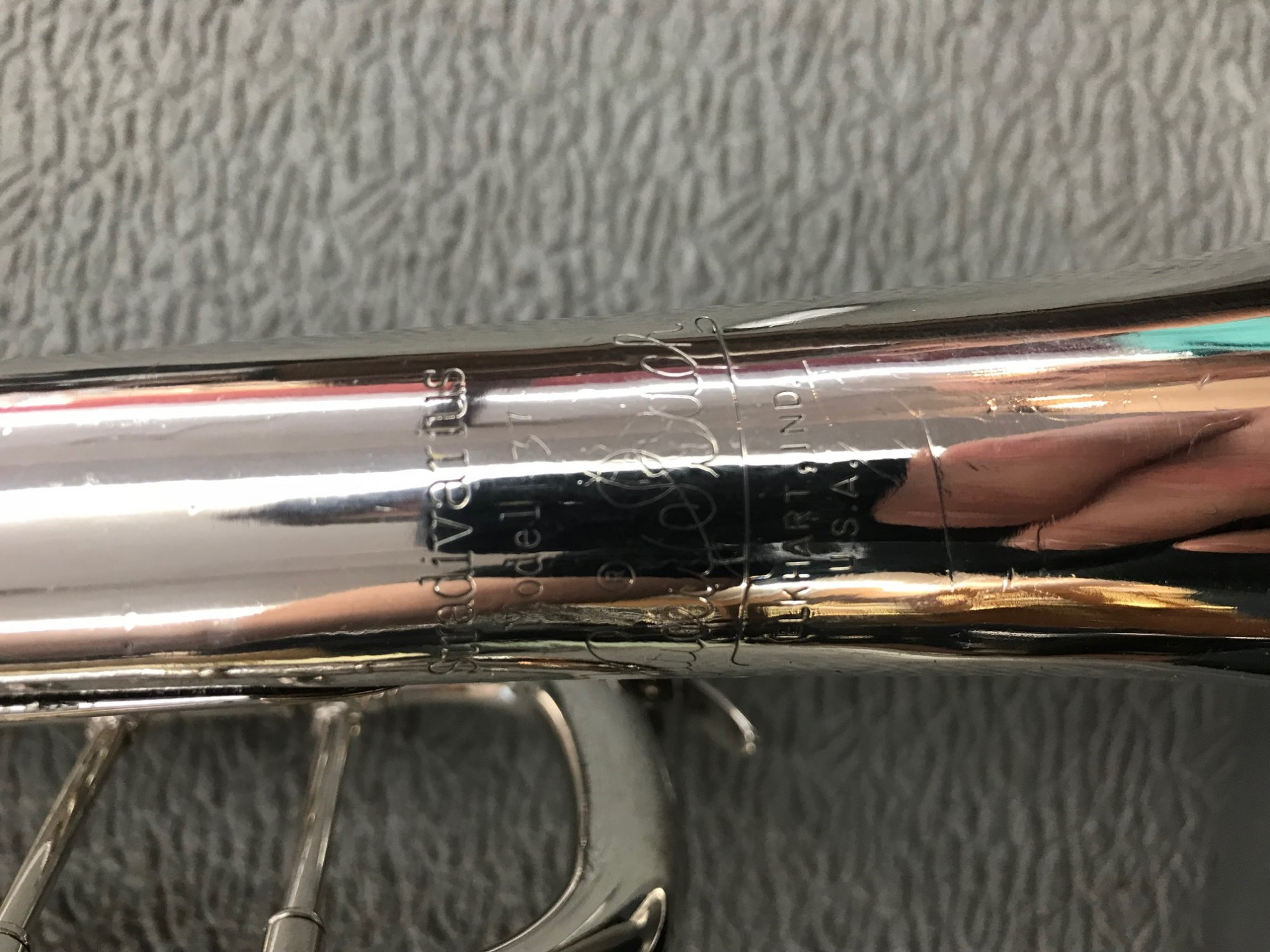 Used Bach Strad 37 Trumpet