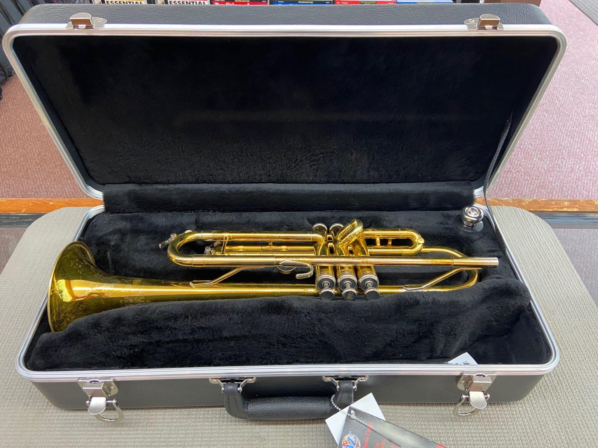 Used King 600 Trumpet