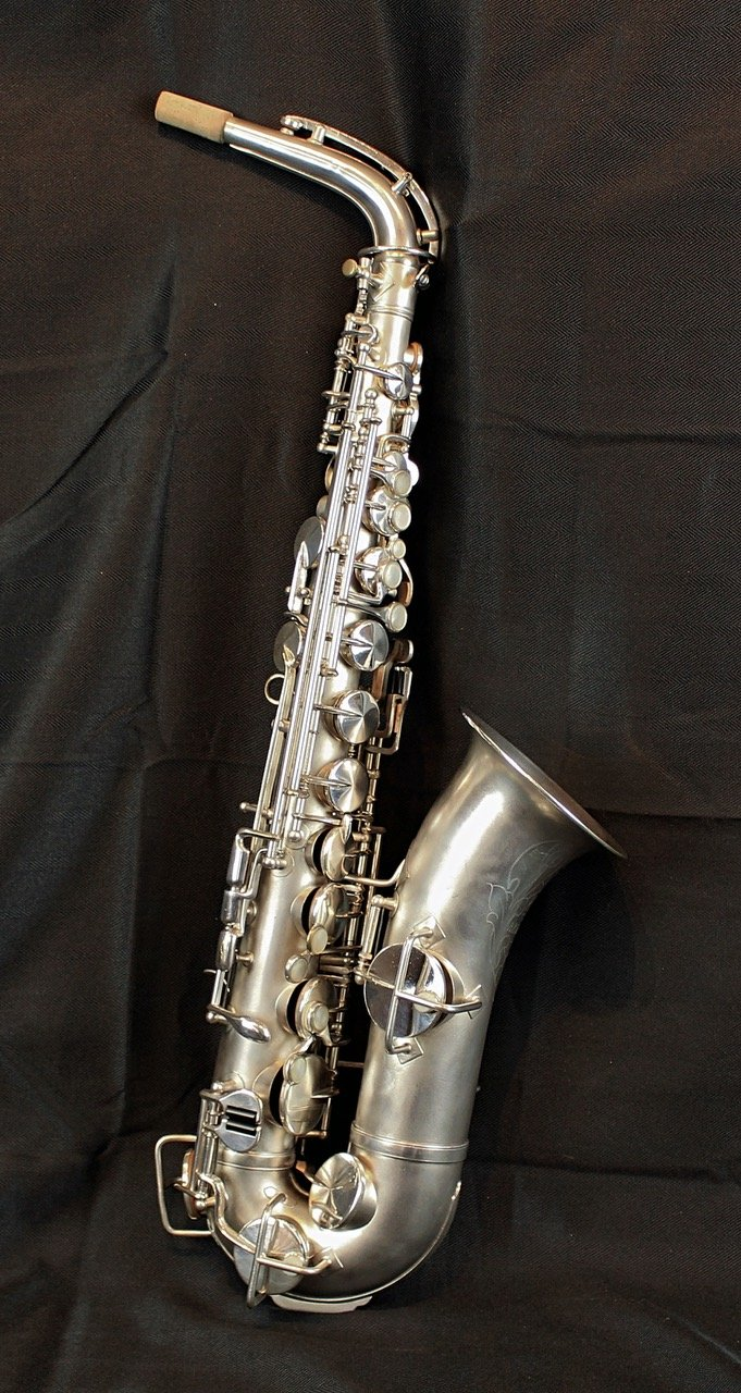 King Alto Saxophone 1915-1925