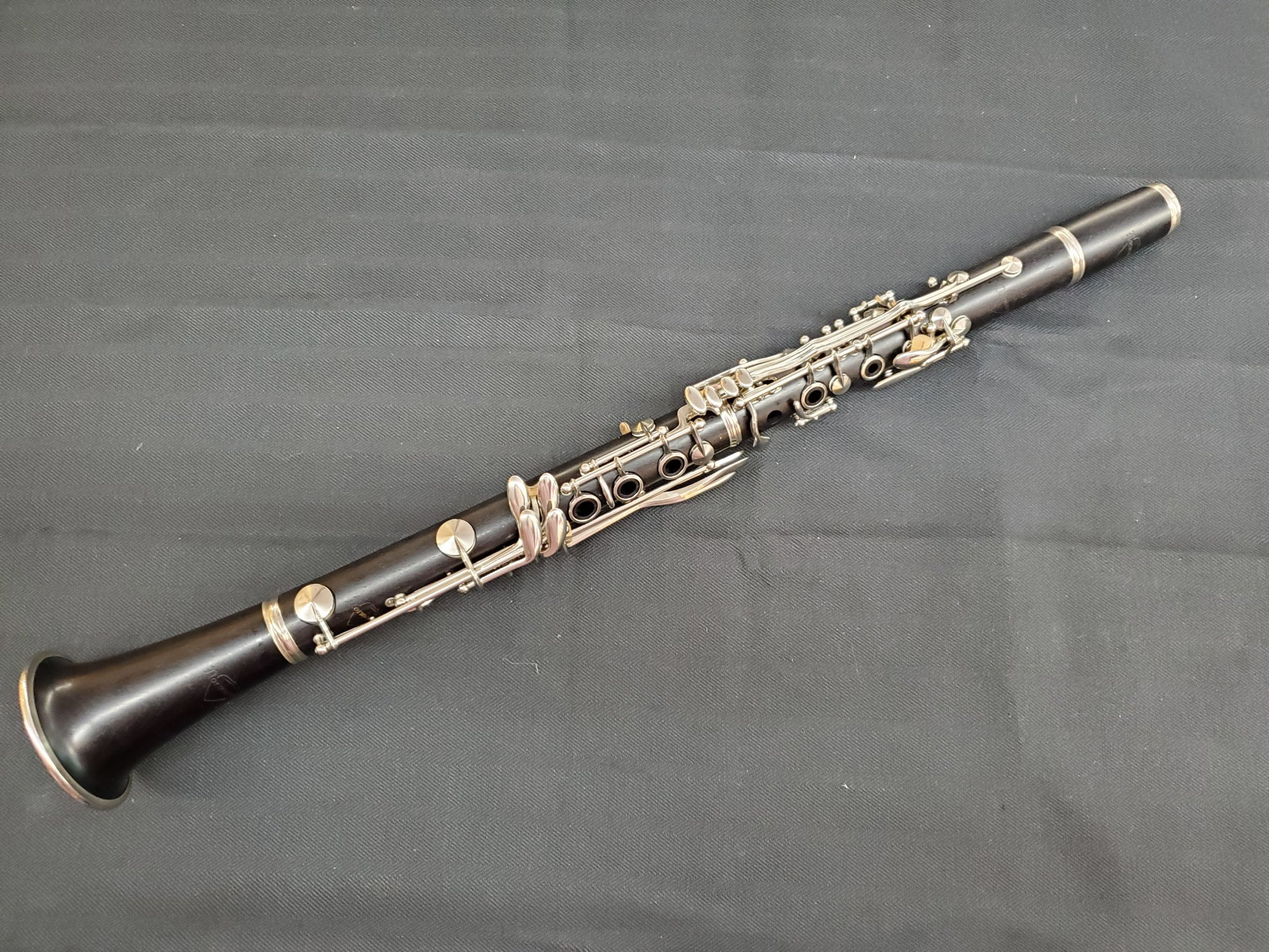 Used Normandy Wood Bb Clarinet