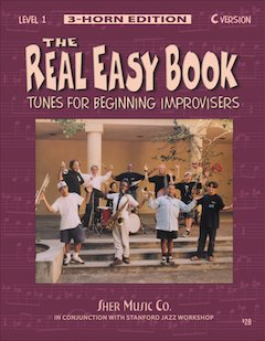 The Real Easy Book Volume 1 for Bass Clef Instruments