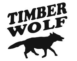 Timber Wolf Drumsticks Wood Tip Pair 2B