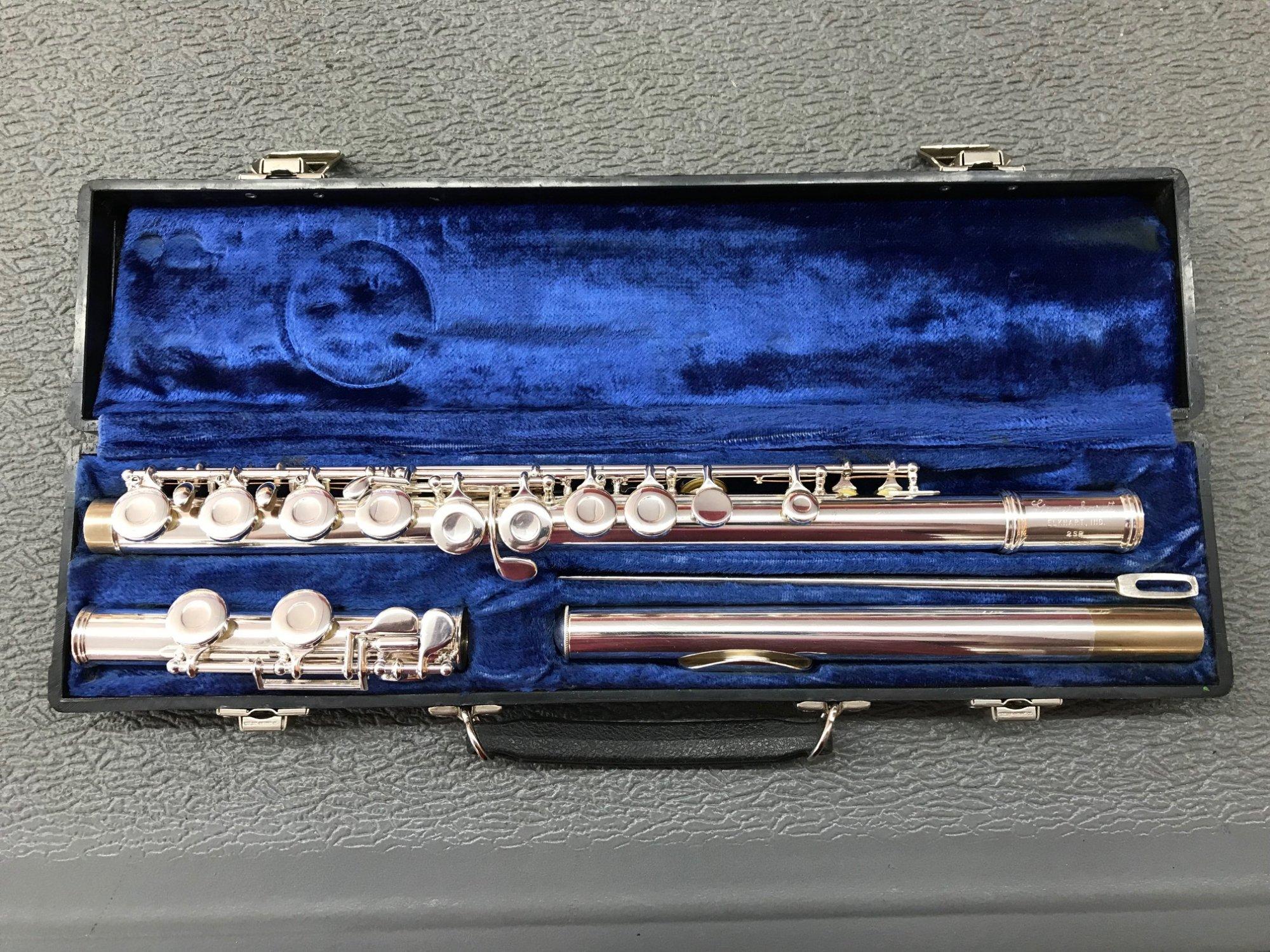 Used Gemeinhardt Flute 2SP
