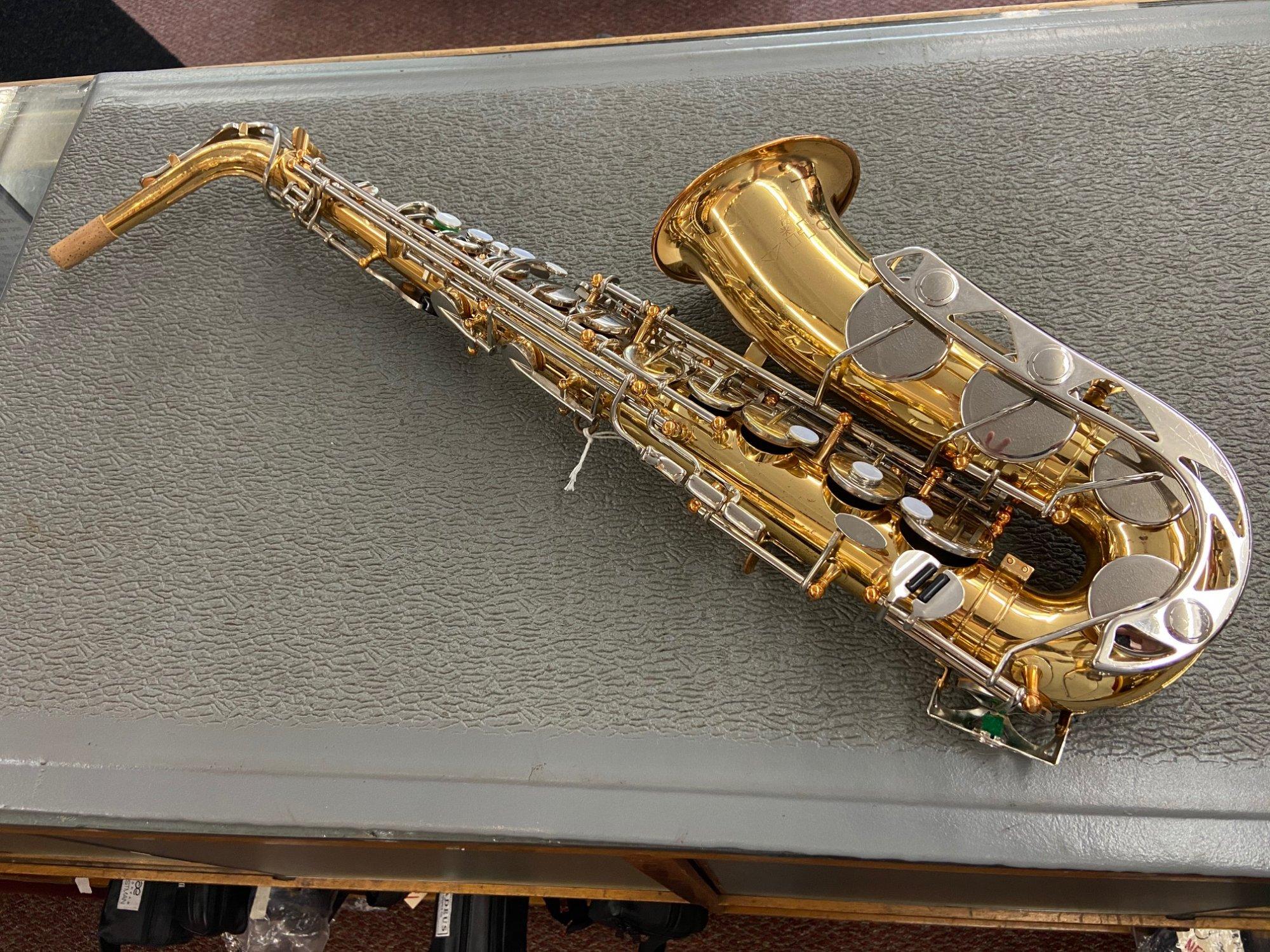 Used Vito Alto Sax
