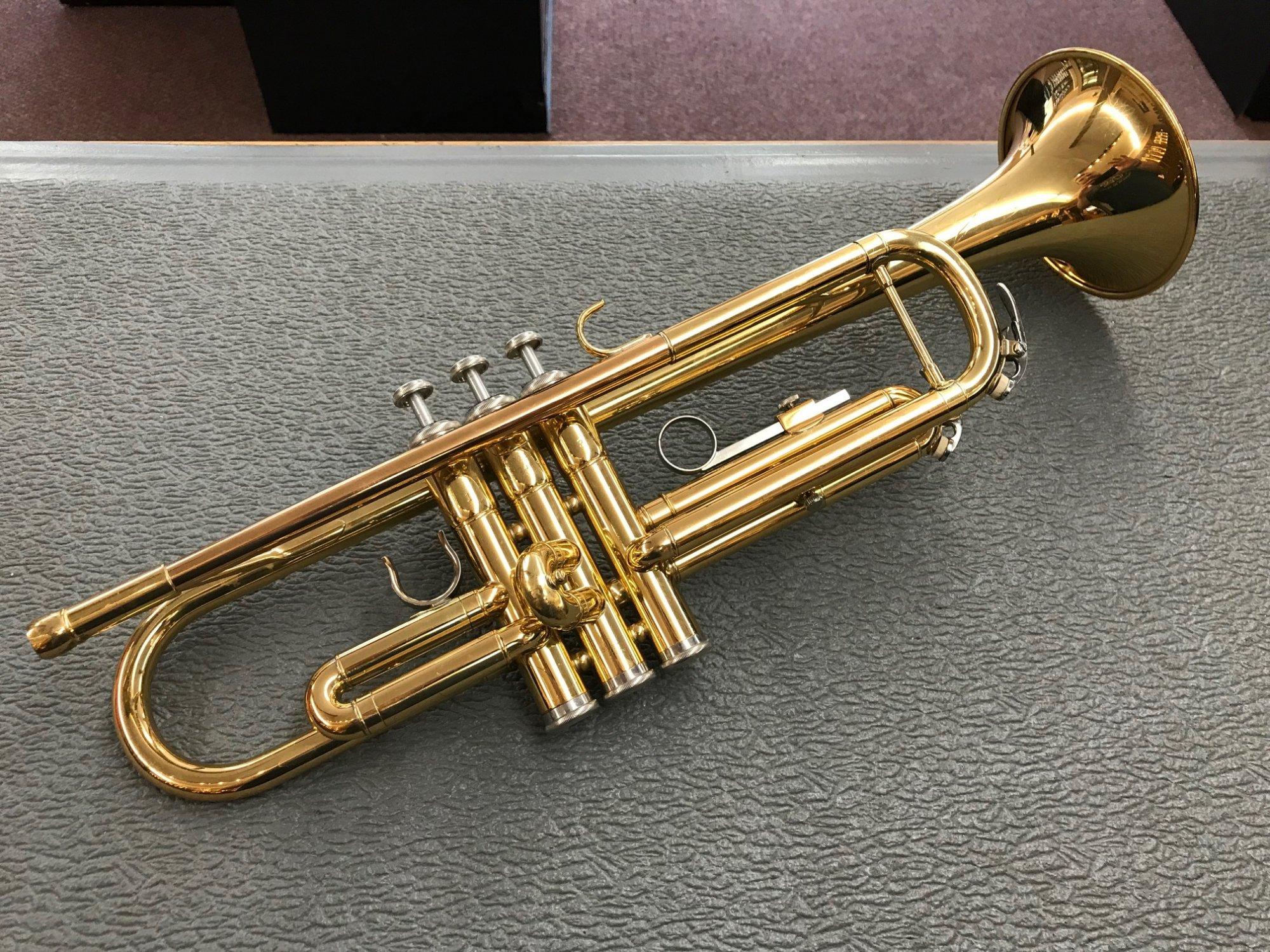 Used Yamaha YTR-2335 Trumpet