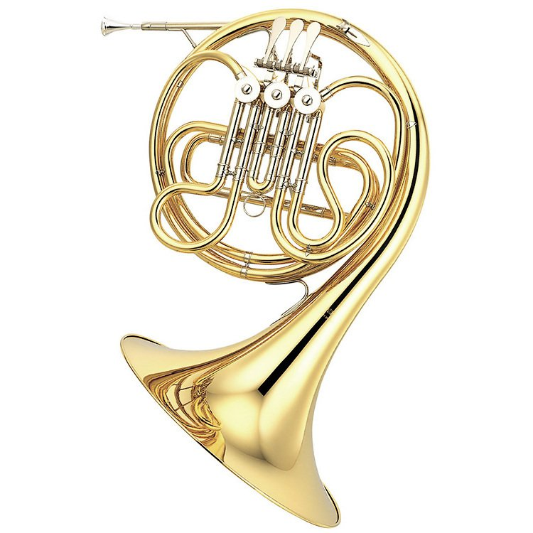 Yamaha French Horn YHR314II Student Single