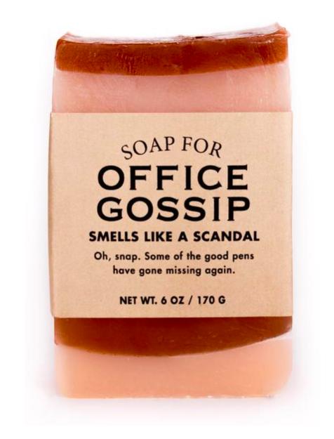 Whiskey River Soap Co soap