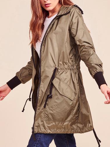 BB Dakota Flynn anorak jacket