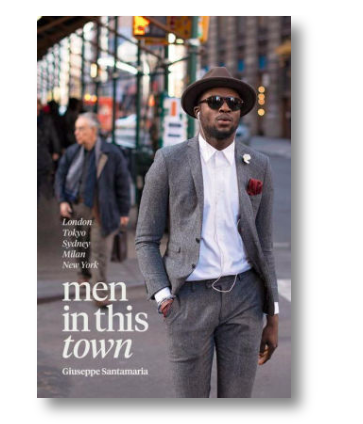 Chronicle Books men in this town