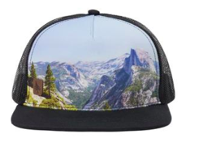 HippyTree Half Dome hat