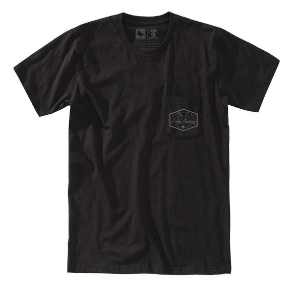 HippyTree Crestpoint s/s tshirt