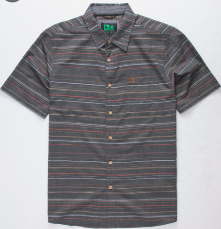 HippyTree Anza s/s button up