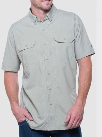 Kuhl Thrive s/s button up
