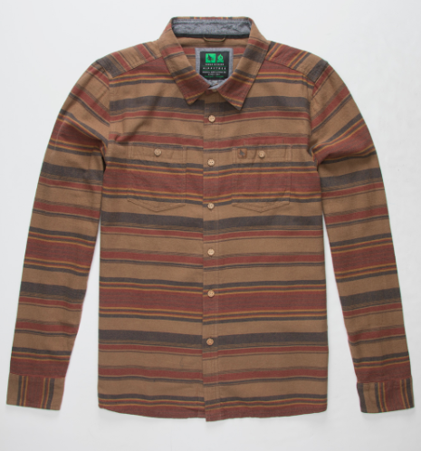 HippyTree Ashbury flannel