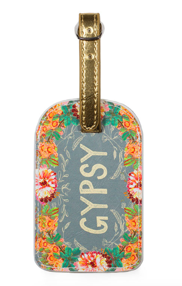 Papaya! luggage tag