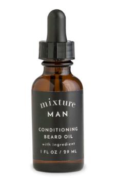 Mixture beard oil