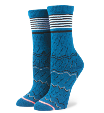 Stance Everyday combed cotton crew sock