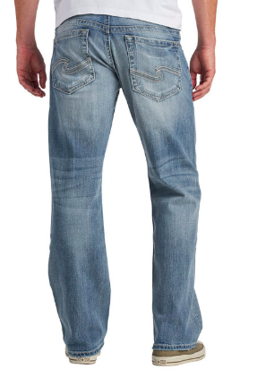 Silver Gordie denim 32 inseam